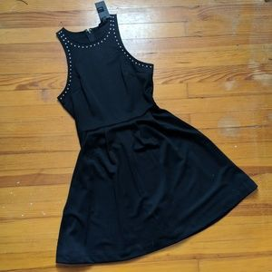 Mossiml Little Black Dress - New With Tags